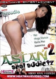 Asian Anal Addictz 2 Porn Movie