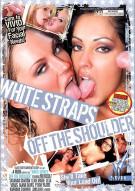 White Straps Off The Shoulder Porn Video