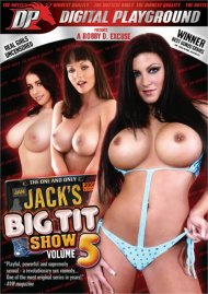 Jacks Playground: Big Tit Show 5 Porn Movie