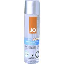 JO H2O Anal Personal Lube - 4.5 oz. Sex Toy