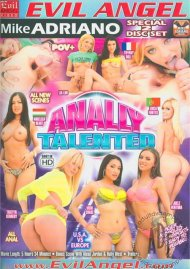 Anally Talented Porn Video