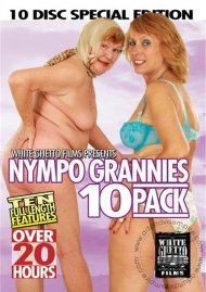 Nympo Grannies 10 Pack Porn Movie