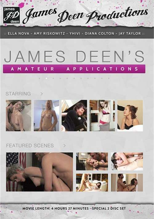 james deens amateur applications watch online free