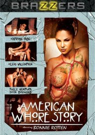 American Whore Story DVD Image from Brazzers.