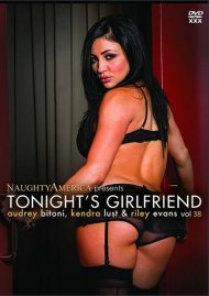 Tonight's Girlfriend Vol. 38 DVD Image from Naughty America.
