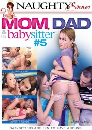 Stream Mom, Dad & The Babysitter #5 Porn Video from Naughty Sinner!