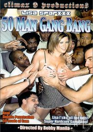 50 Man Gang Bang Porn Video