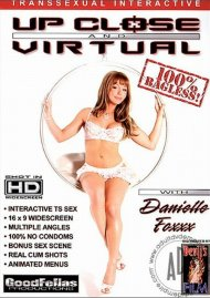 Up Close and Virtual with Danielle Foxxx Porn Movie