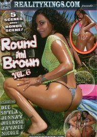 Round and Brown Vol. 6 Porn Movie