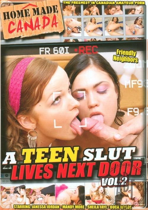 Teen Slut Lives Next Door Vol. 2, A