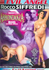 Rocco's Abbondanza: Big Natural Boobs Porn Video