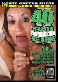 40 Year Old Size Queens Porn Video