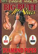 Big Butt All Stars: Diamond Pipes Porn Video