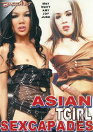 Asian T-Girl Sexcapades Porn Video