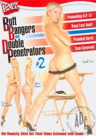 Butt Bangers and Double Penetrators #2 Porn Movie