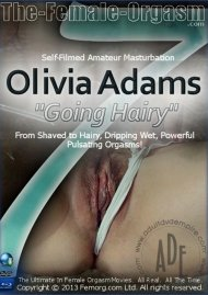 "Femorg: Olivia Adams ""Going Hairy"" Porn Video"