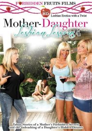 Stream Mother-Daughter Lesbian Lessons 4 HD Porn Video from Forbidden Fruits Films!