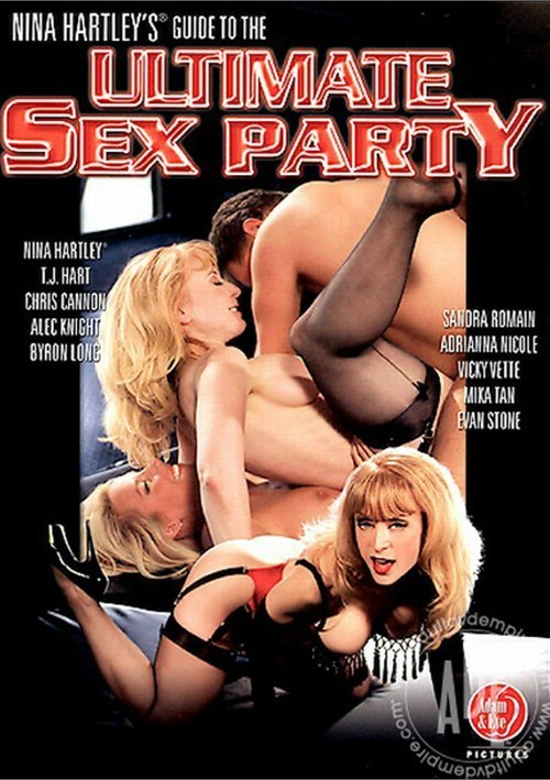 Nina Hartley's Guide to the Ultimate Sex Party Porn Movie