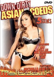 Down & Dirty Asian Coeds Porn Movie