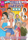 Not Threes Company XXX Porn Movie