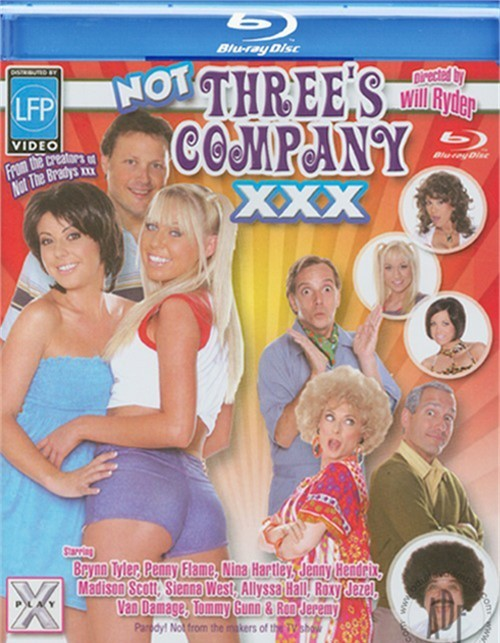 Not Threes Company XXX