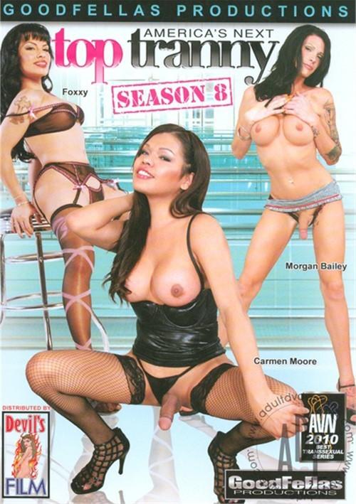 Americas Next Top Tranny: Season 8