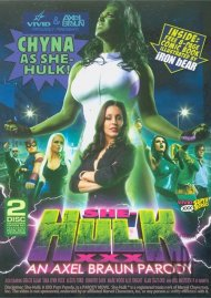 She-Hulk XXX: An Axel Braun Parody Porn Video