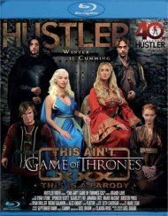 This Ain't Game Of Thrones: This Is A Parody Blu-ray Image from Hustler.