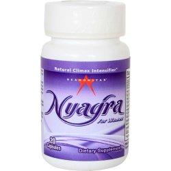 Nyagra: Female Orgasm Intensifier - 20pc Sex Toy