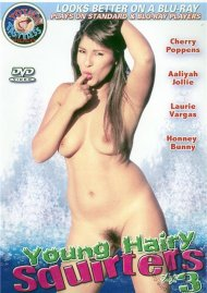 Young Hairy Squirters #3 Porn Movie