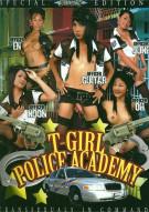 T-Girl Police Academy Porn Movie