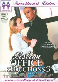 Lesbian Office Seductions 3 Porn Video