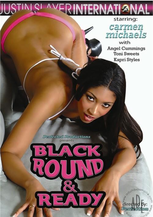 Black Round & Ready