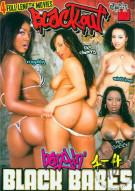 Bangin Black Babes 1-4 Porn Movie