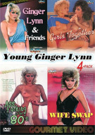 Young Ginger Lynn 4-Pack Porn Movie