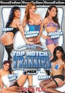 Top Notch Trannies 4-Pack #8 Porn Movie