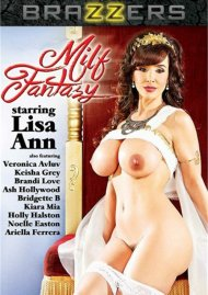 MILF Fantasy DVD Image from Brazzers.