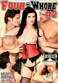 Four On The Whore #2 Porn Video