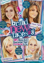 Brand New Faces #8 Porn Video