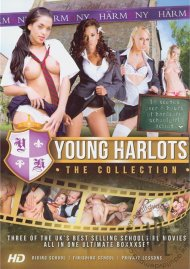 Young Harlots: The Collection Porn Movie