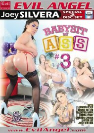 Babysit My Ass #3 DVD Image from Evil Angel.