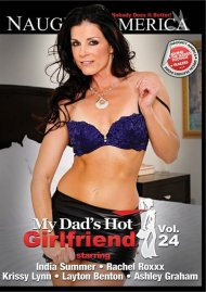 My Dad's Hot Girlfriend Vol. 24 DVD Image from Naughty America.