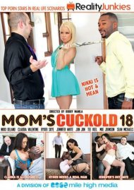 Mom's Cuckold 18 DVD Image from Reality Junkies.