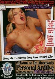 Dr. Moretwats Homemade Porno: Young Vol. 2 Porn Video