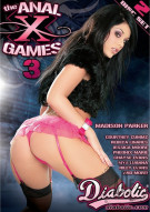 Anal X Games 3, The Porn Movie