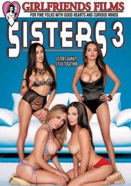 Sisters 3 DVD Image from Girlfriends Films.
