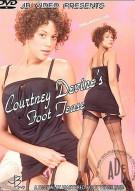Courtney Devines Foot Tease Porn Movie