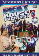 Frat House Fuckfest 9 Porn Movie