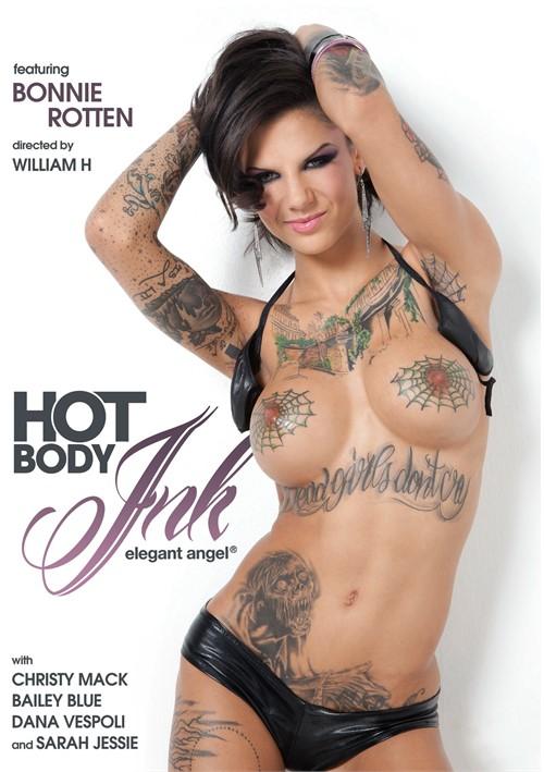 Hot Body Ink