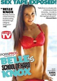 Belle's School Of Hard Knox Porn Video